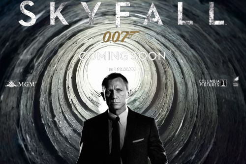 Skyfall Teaser Poster and Trailer Released