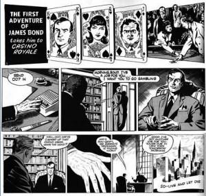 Bond Comics