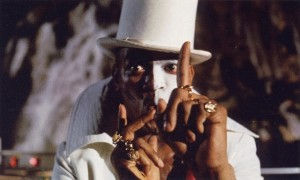 Geoffrey Holder Baron Samedi Live And Let Die (1973).